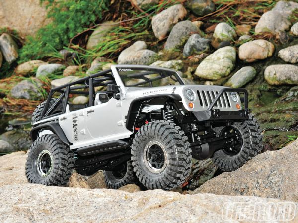 Jeep Wrangler Rc Car Jwrangler Unlimited Rubicon Remote Control