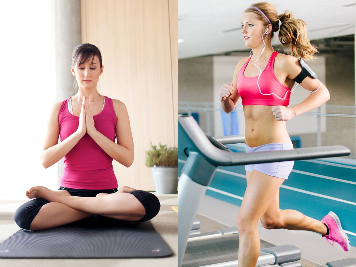 The Difference of Yoga at the Gym vs. Studio The Difference of Yoga at the Gym vs. Studio new foto