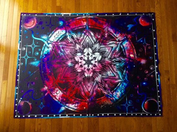 Live By The Sun Love Moon Heavyweight Tapestry