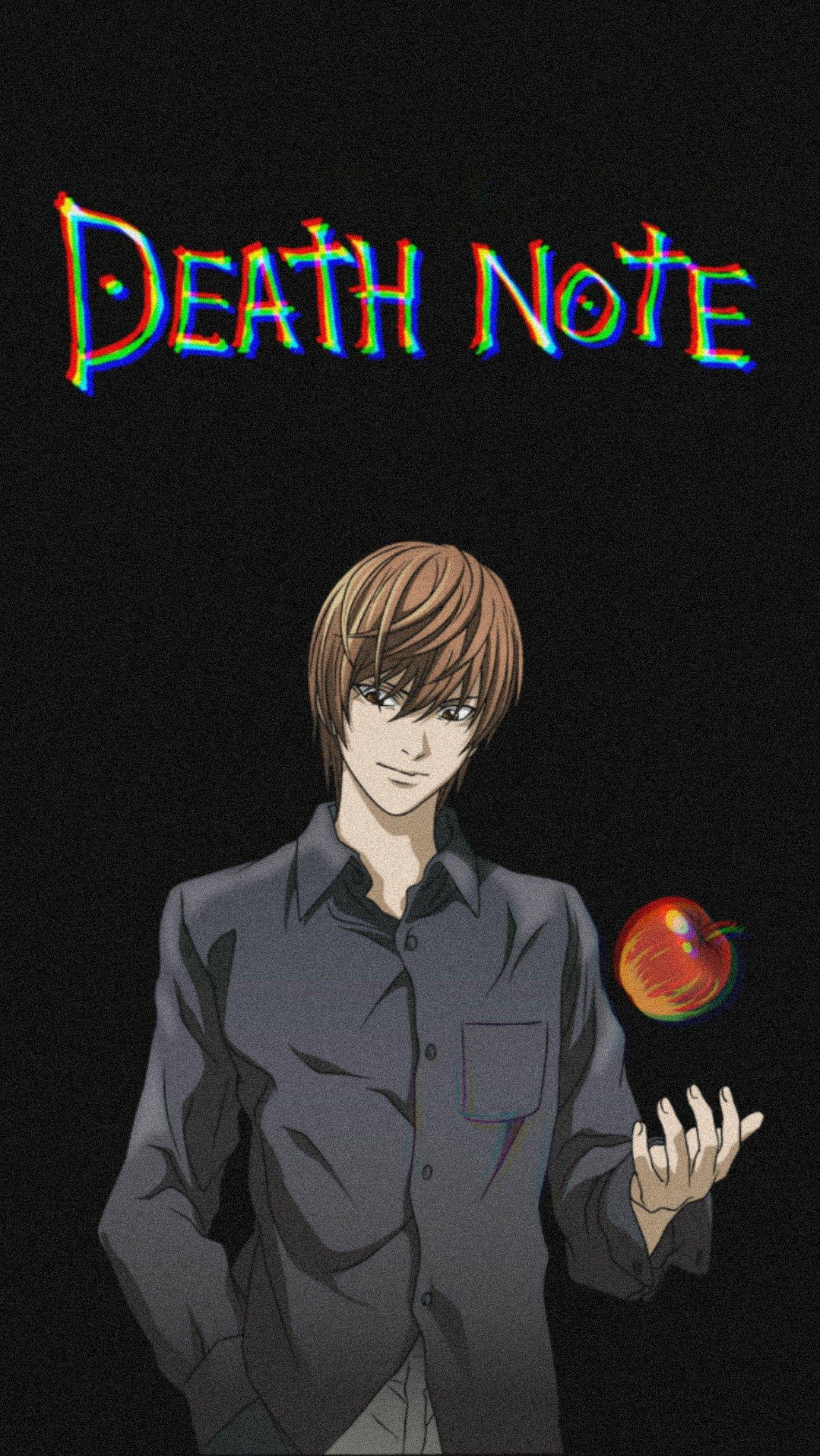 Pin De Eltaay Em Death Note Personagens De Anime Animes Wallpapers Anime