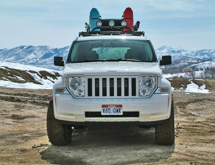 Jeep Liberty Kk Off Road Jeep Liberty Jeep Offroad