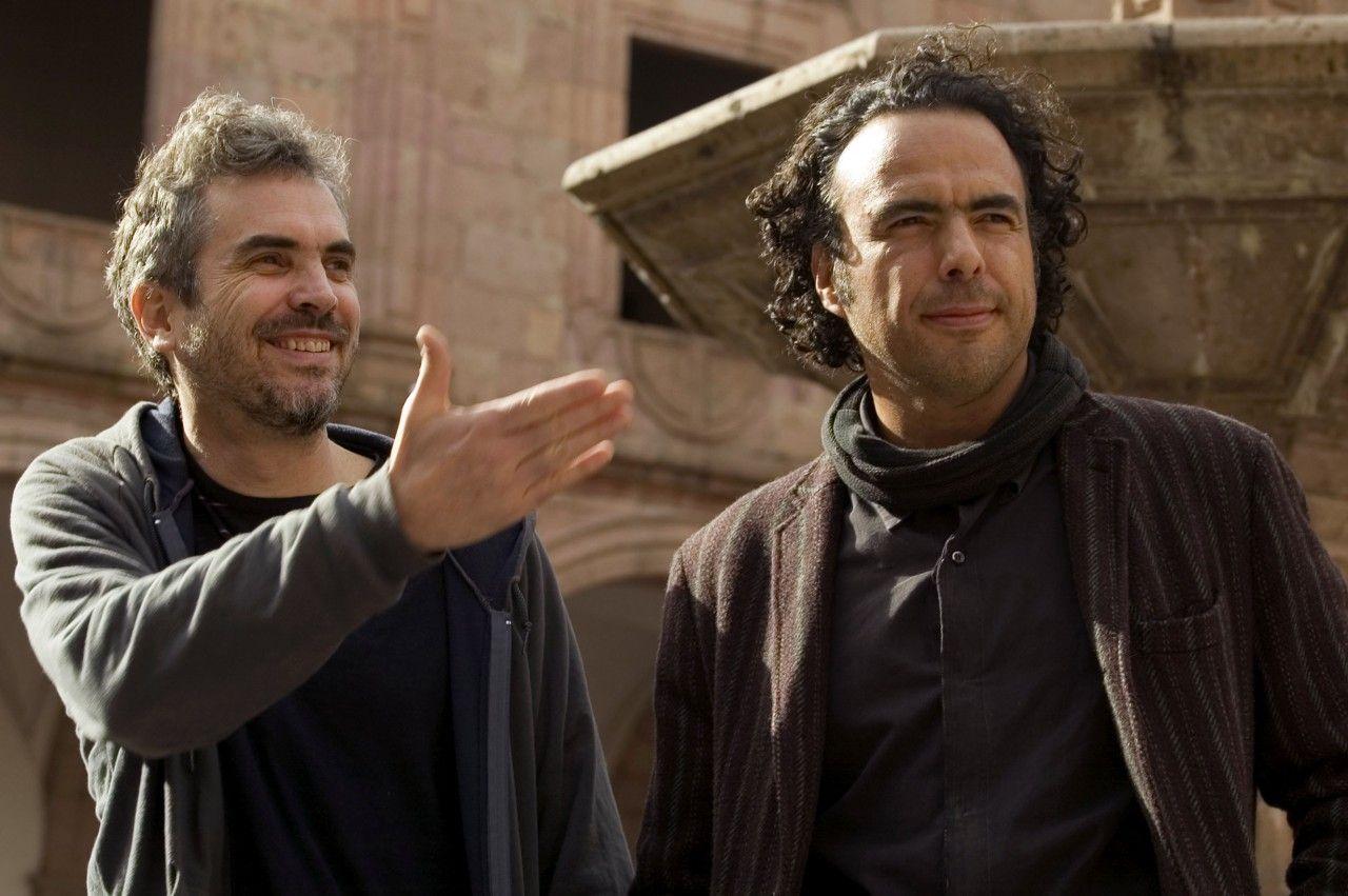 Alfonso Cuarón Iñárritu Adam Driver