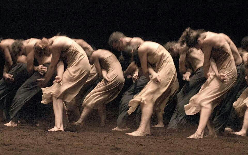 Le Sacre Du Printemps Pina Bausch Dansen Fotografie Kunst