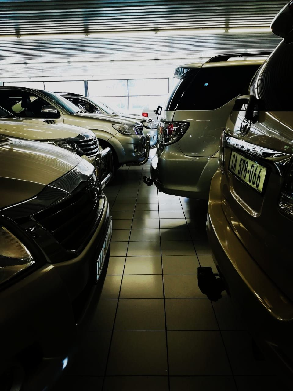 We are a Used car dealership located on 193 Voortrekker Rd