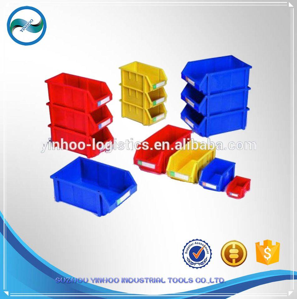 bulk stack&nest tool box plastic storage bins for sale