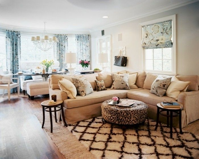 115 schöne Ideen für Wohnzimmer in Beige! Wohnzimmer Ideen - wohnzimmer farben beige