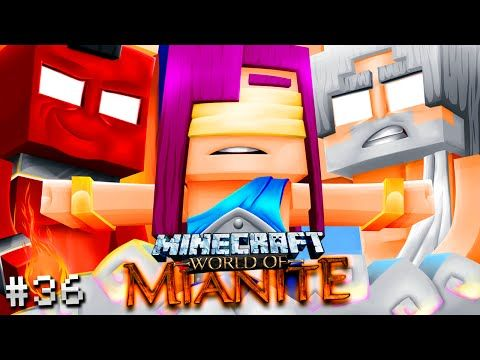 Minecraft Mianite: BANK VAULTS (Ep. 36) - YouTube