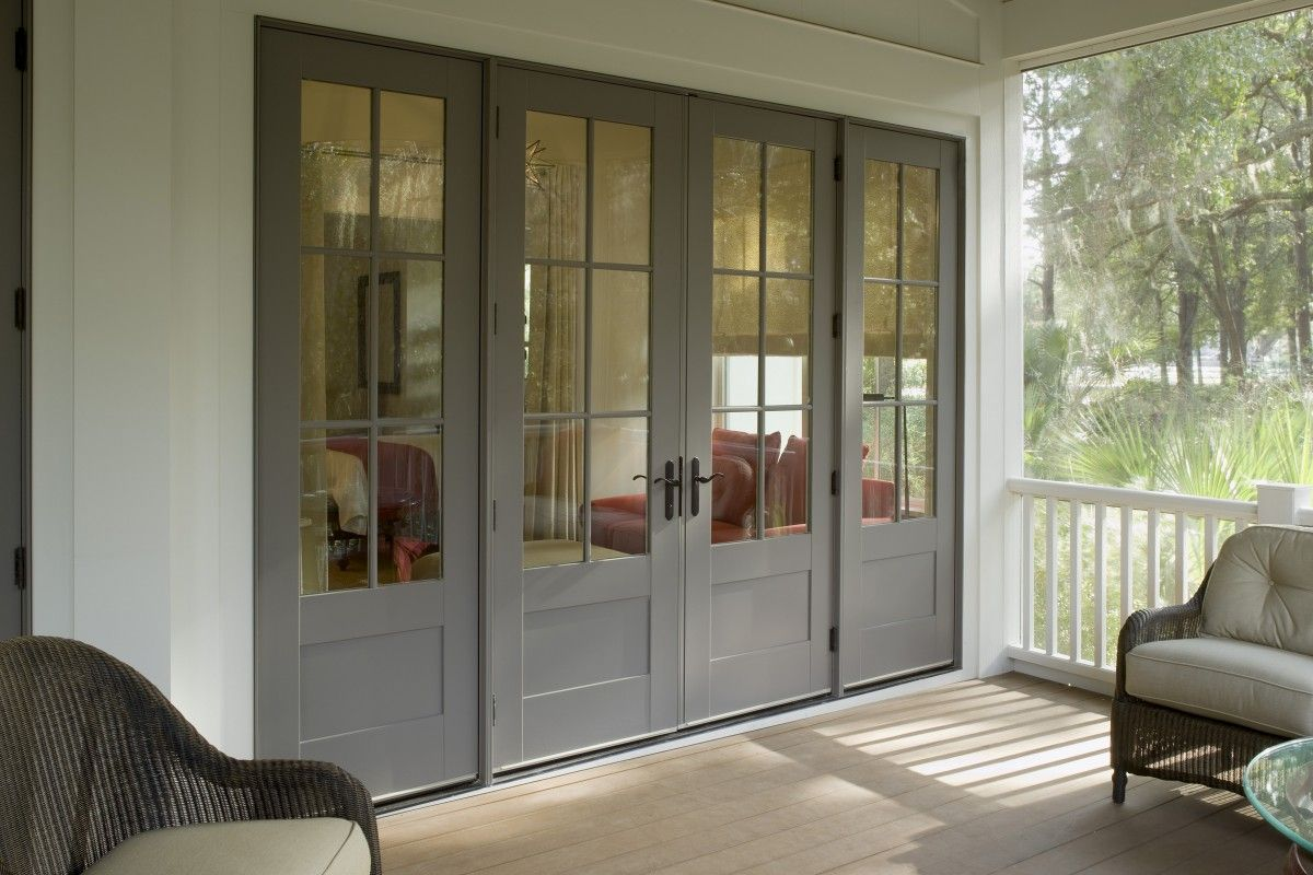 Patio french doors in 2019 ideas for lindyann french - How wide are exterior french doors ...