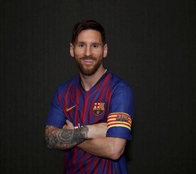 Image result for New Captain for barcelona