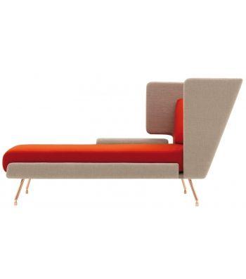 Architecture & Associés Residential Chaise Longue Knoll