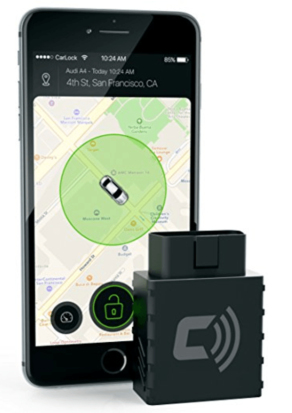 Win a free CarLock vehicle tracking and diagnostic device