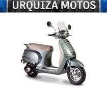 moto scooter corven