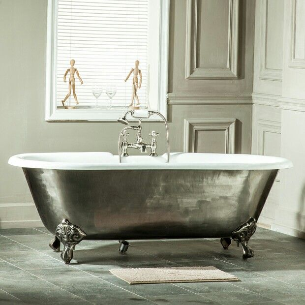Pin by Southsea-bath on Cast Iron Clawfoot Bathtub | Pinterest ...