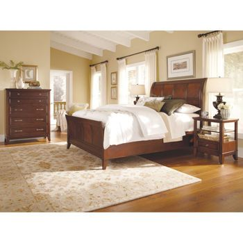 Costco: Beckett 4-piece Cal King Bedroom Set   For the home ...