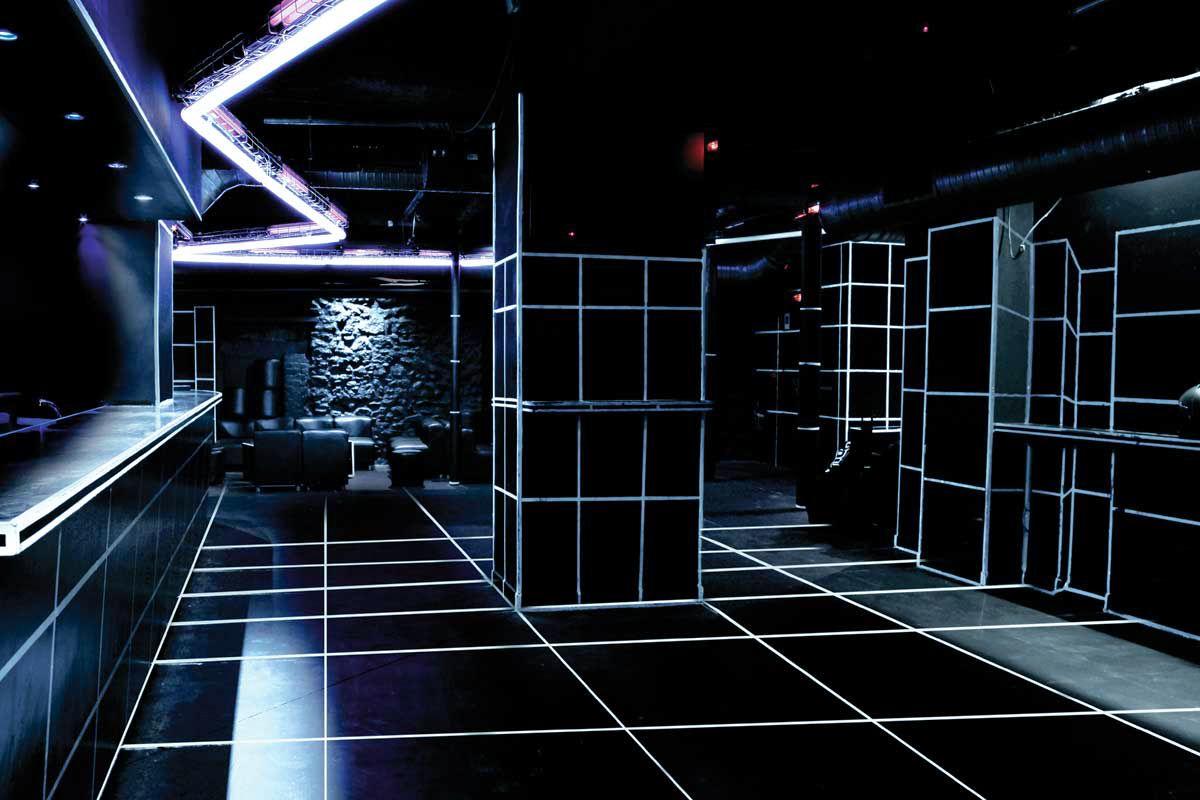 Social Club, Paris nel 2020 Edifici, Paesaggi, Interni