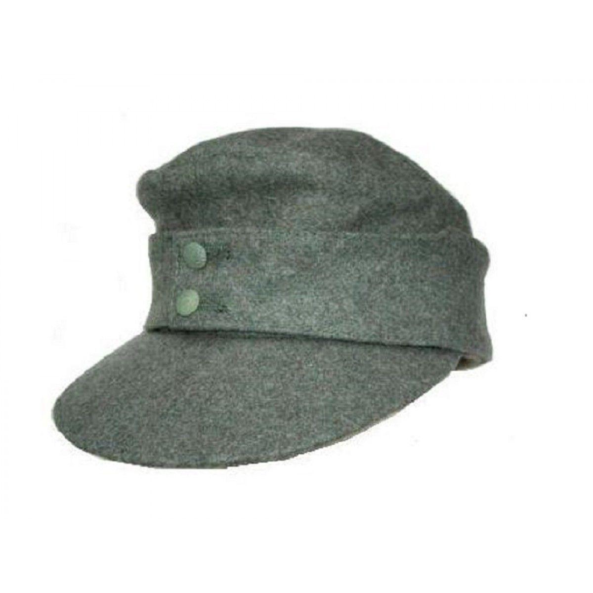 c0b8d5e7 M43 Ski Cap - Gebirgsjäger Style Bergmütze | German army 1936-1945 ...