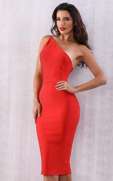 18+ Red bandage bodycon dress ideas in 2021