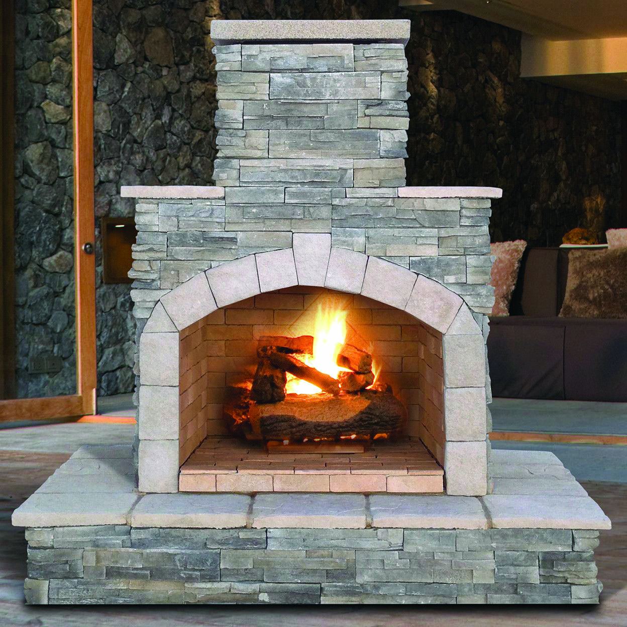 Fire Place Design Concepts For An Elegant Exterior Space Homes Tre Backyard Fireplace Natural Gas Outdoor Fireplace Outdoor Fireplace Designs