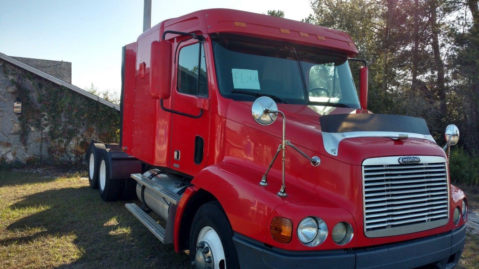 2003 Freightliner Cst 112 Ebay Freightliner Trucks Ebay