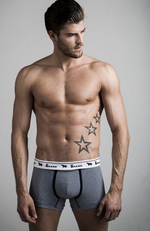 Christian Mazzilli Plays Model Muse to Juan Neira | Male