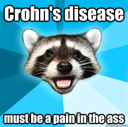 Traveling with Crohn's Disease