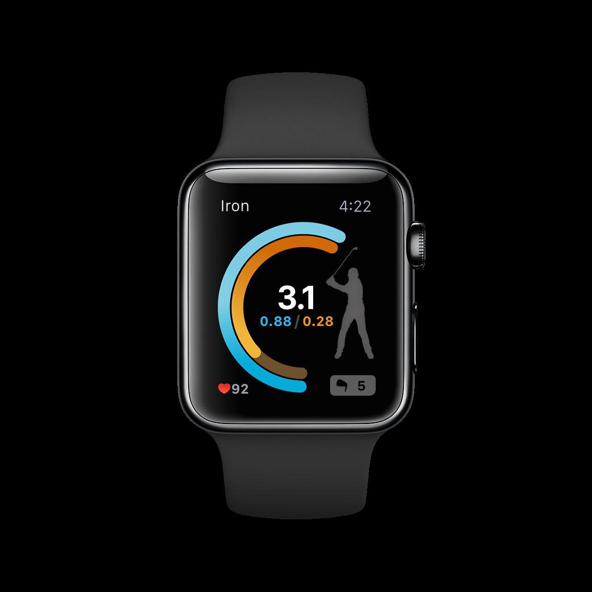 Pings golf workout golfizing apple watchs fitness