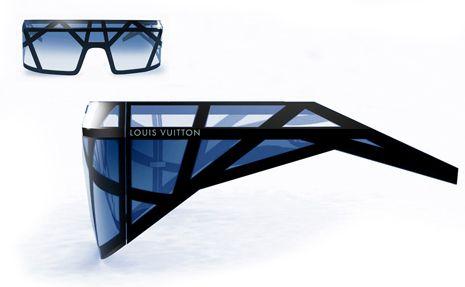e13519f3925c2 Louis Vuitton Prototype Sunglasses
