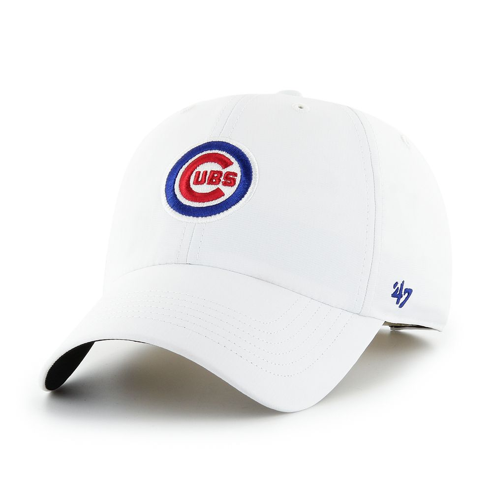 Chicago Cubs Adjustable White Repetition Cap  ChicagoCubs  Cubs  MLB   FlyTheW c6329fa5cdbf