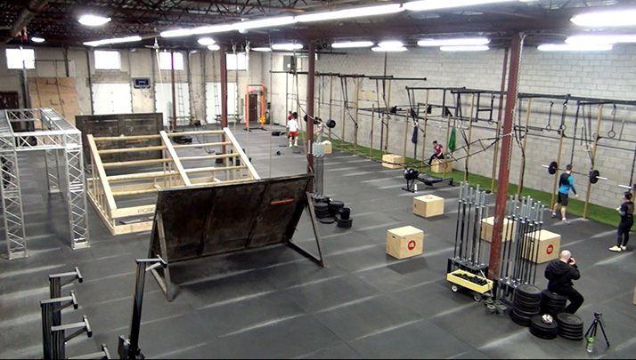 Image Result For Best Warehouse Gym Design
