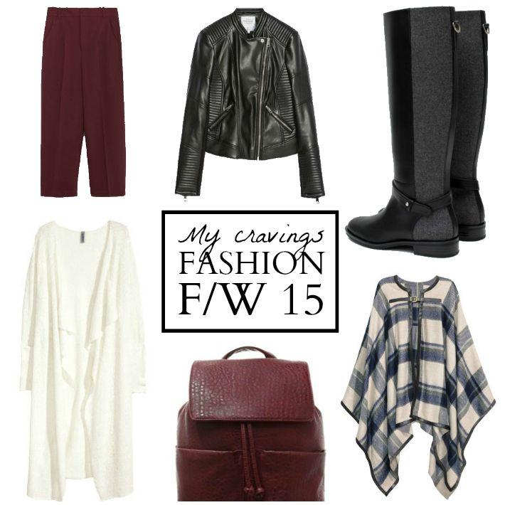Fashion trend Herbst 2015
