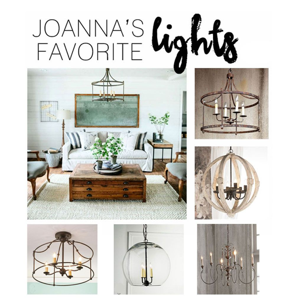 Favorite light fixtures for fixer upper style lights house and favorite light fixtures for fixer upper style the harper house arubaitofo Images
