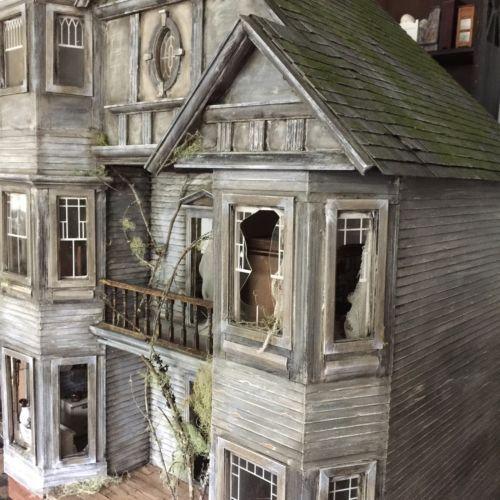 Dolls Bears 112 Scale Dolls House Miniature Wooden 12