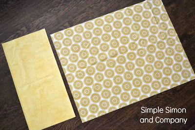 Simple Simon & Company: A Five Minute Pillowcase How To and A Riley Blake Fabric Giveaway!