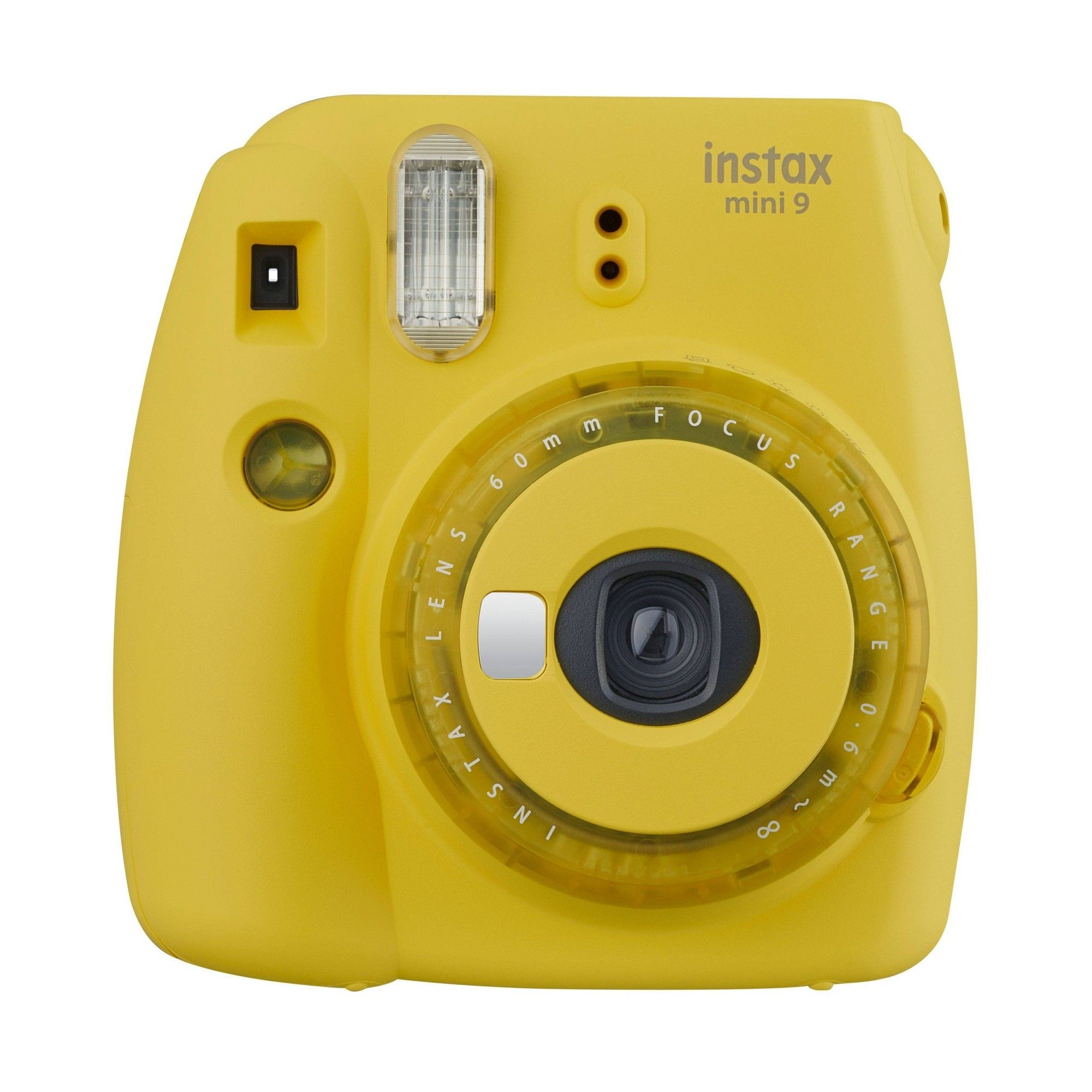 Fujifilm Instax Mini 9 Yellow Clear Fujifilm Instax Mini