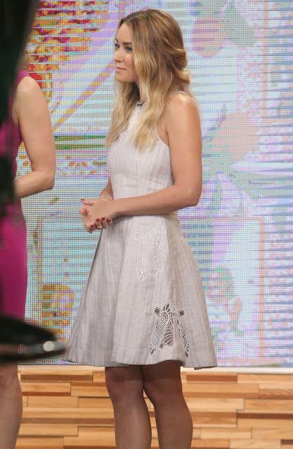 celebstills: Lauren Conrad at ABC Studios in New York City 3272016