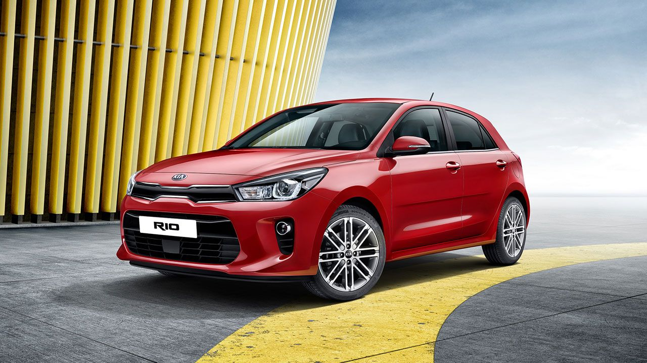 All New 4th Generation Kia Rio For More Information Please Http