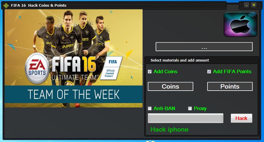 FIFA 16 Hack - Coins/ios/Apk/Sony/Xbox | fifa 16 hack | Xbox