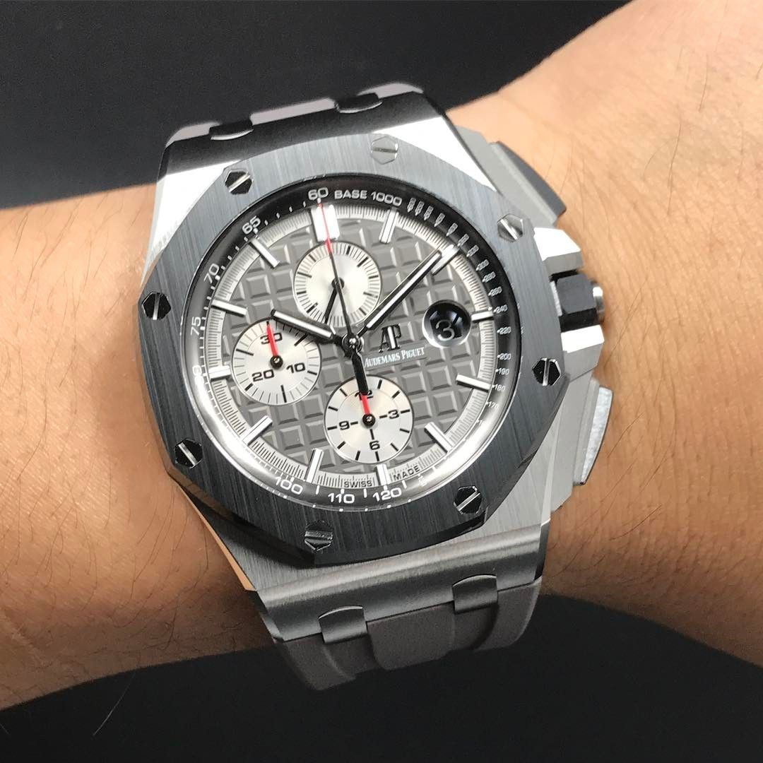 f00260f7982 Audemars Piguet Royal Oak Offshore Titanium Version 2017 44mm ...