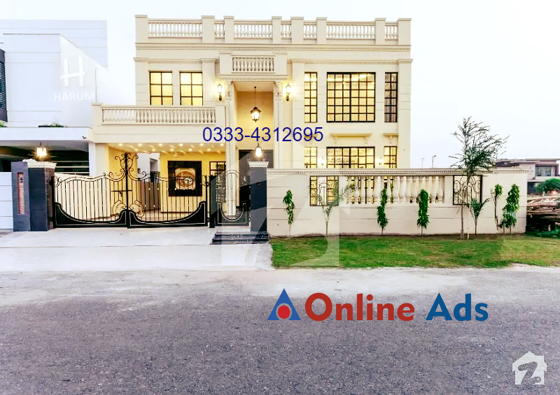 1 Kanal Luxurious House For Sale in Lahore, DHA Phase 4