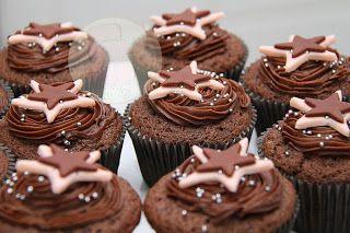 estrelas ♪ ♫: Cupcake