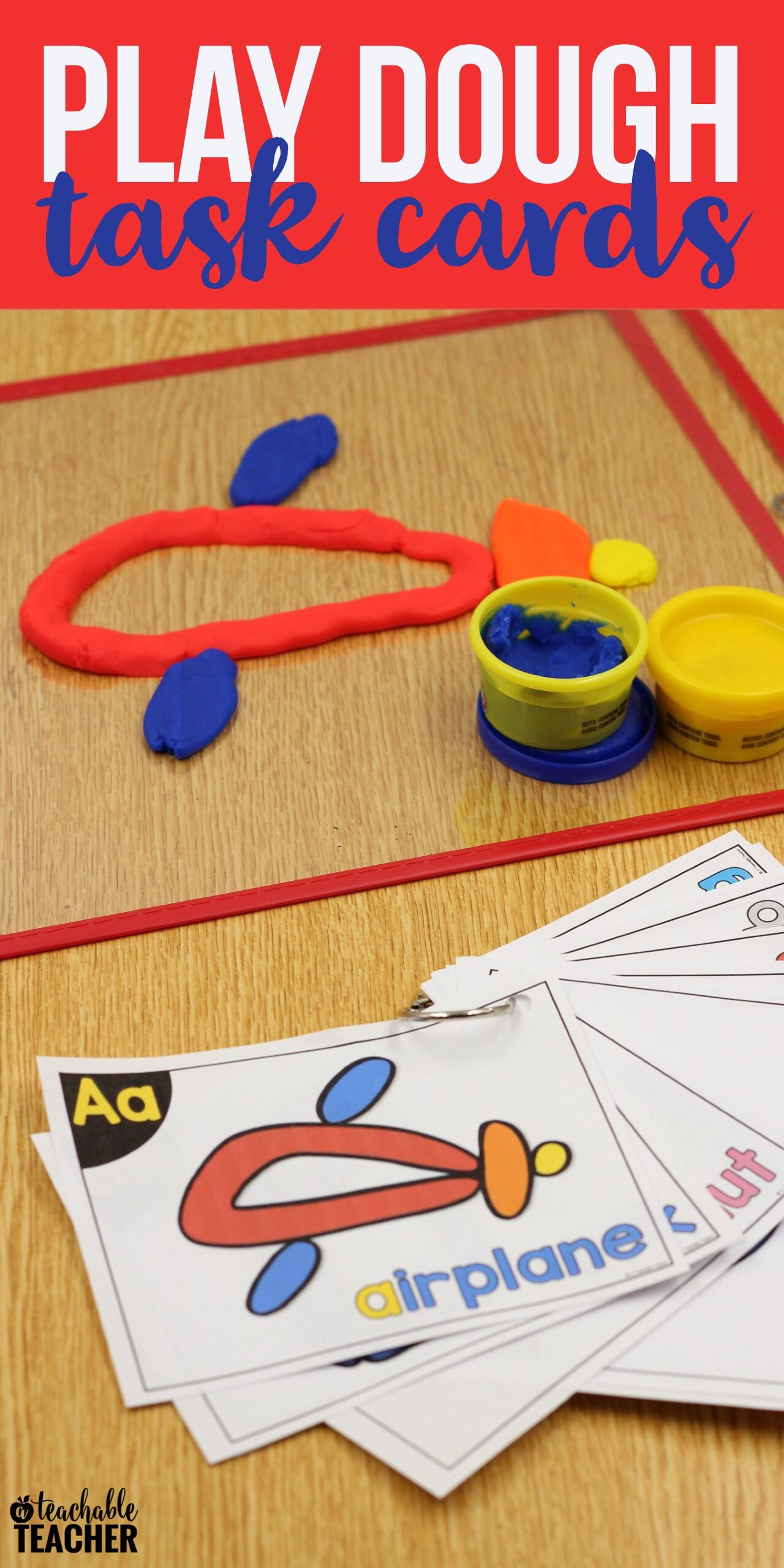 Fine Motor Activities Alphabet Play Dough Mats And Letter