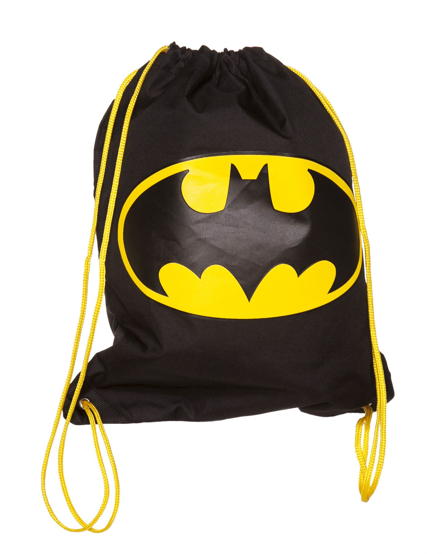 DC Comics Batman Logo Drawstring Gym Bag We are almost certain ...
