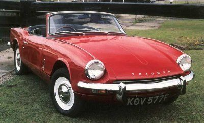 Triumph Sports Cars Cars Triumph Spitfire And Sports Cars
