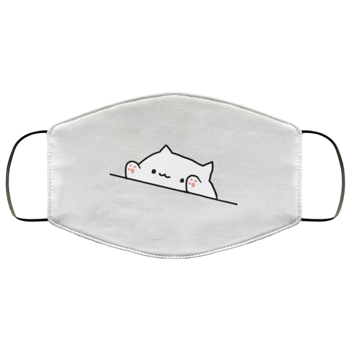 Bongo Cat Reusable Face Maskbongo Cat Reusable Face Mask Return Amp Warranty 100 Secure Payment With Ssl Encryption If You 039 Re Not Face Mask Bongo Mask