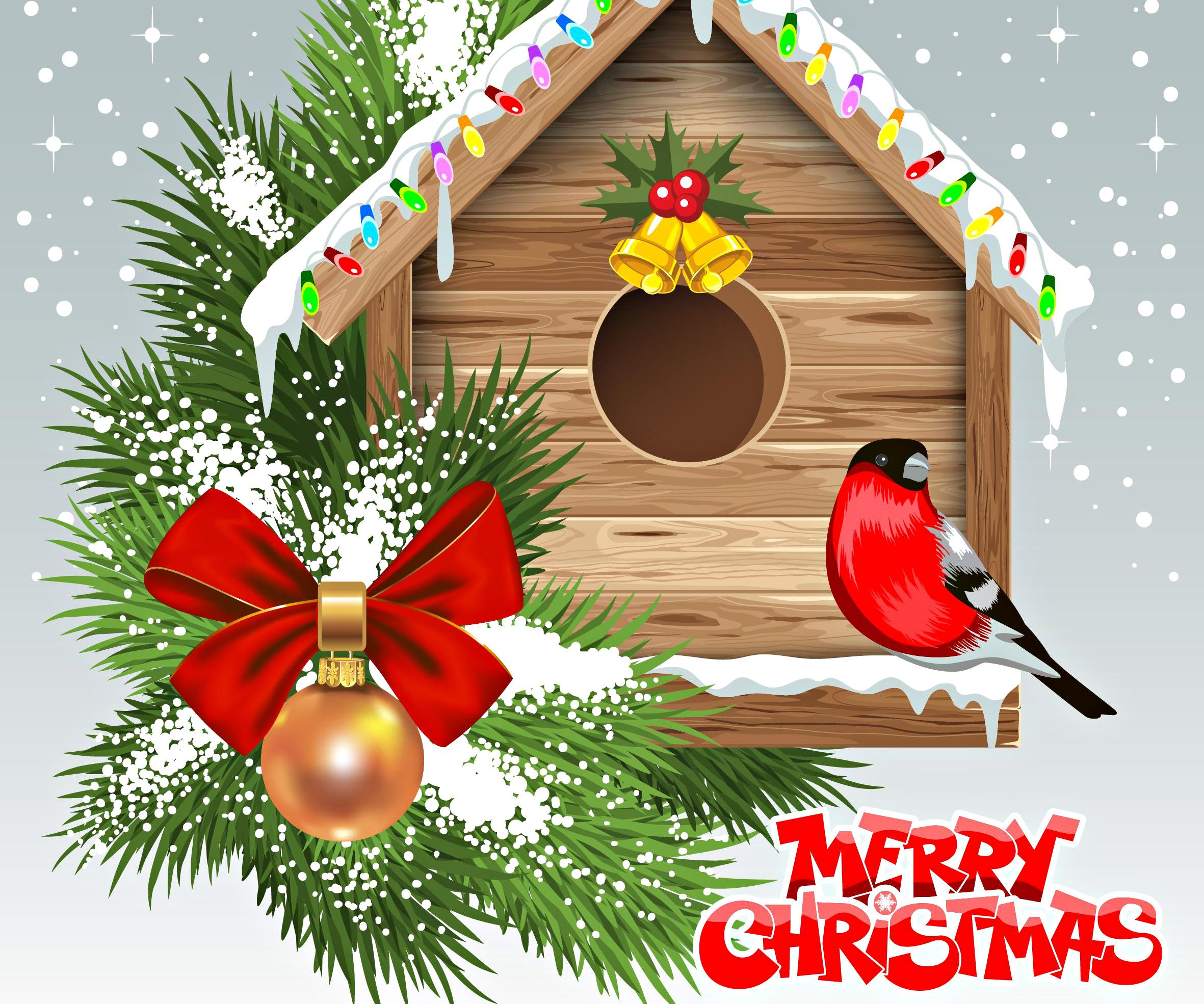 Happy Christmas and celebrate it with us on http://www.merry ...