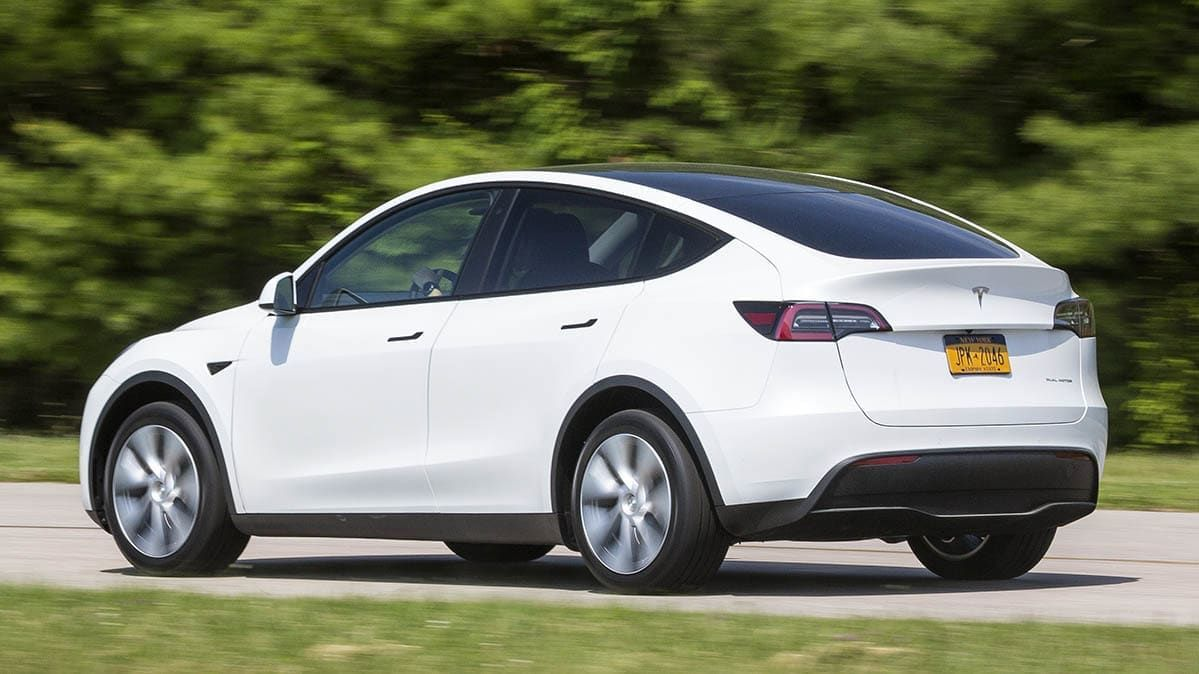 In Early June We Finally Took Delivery Of Our Long Awaited Tesla Model Y Though We Were Supposed To Get It In March The Production Tesla Model Tesla Tesla S