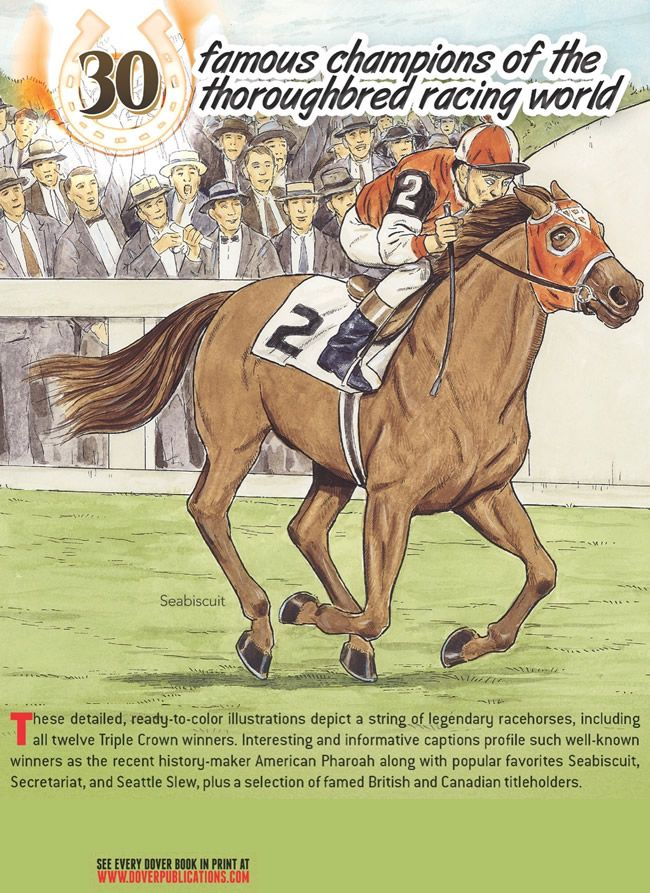 Great Racehorses: Triple Crown Winners and Other Champions | sports ...