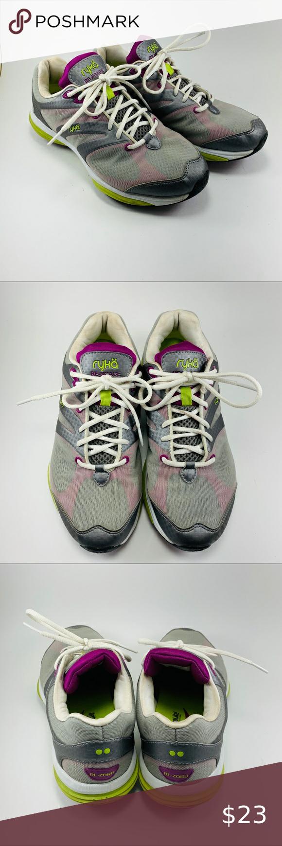 Ryka Ortholite Sneakers in 2020 | Ryka