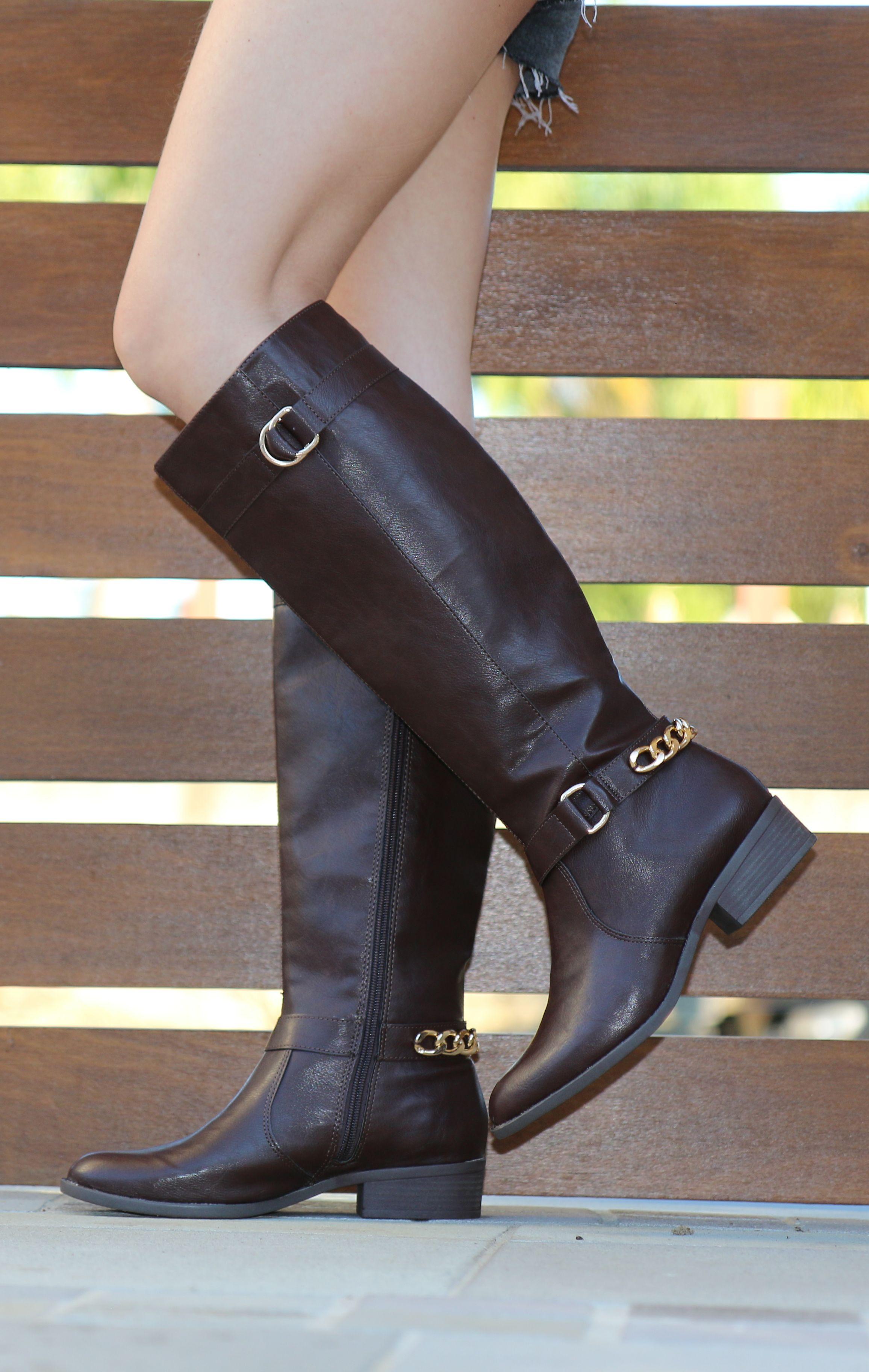 1669ec1af botas montaria - winter boots - marrom - Inverno 2015 - Ref. 15-1101 ...