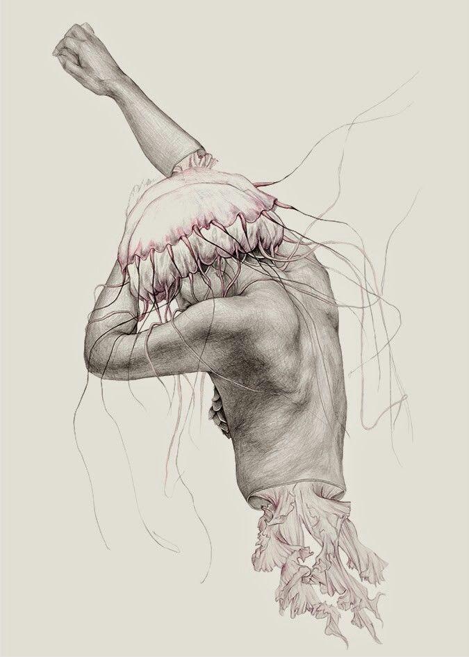 Elisa Ancorin Art Artwork Illustration